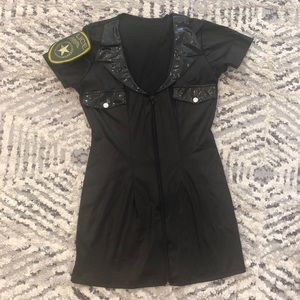 Other - Police Officer Costume Dress